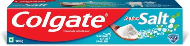 Colgate Active Salt Germ Fighting Toothpaste