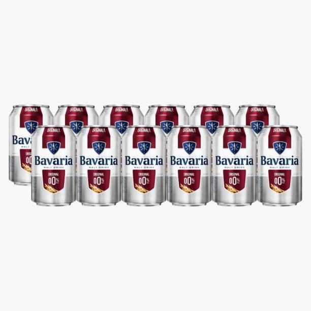 Bavaria Non Alcoholic Beer Pack Of 12 Tin