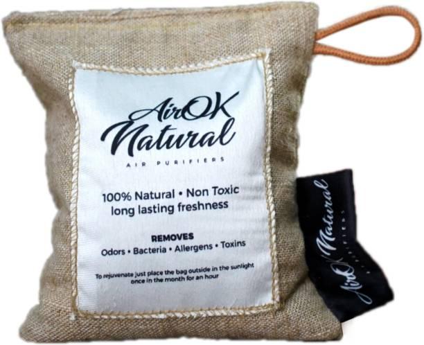 Air Ok Technologies AirOK Natural Air Purifying Bag 200G Portable Car Air Purifier