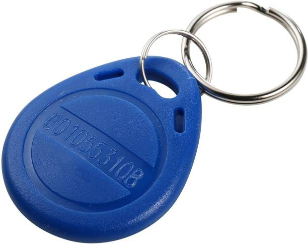 WeKonnect Pack of 10 RFID Key Fob 125KHz Proximity ID Token Tag for Access Control, Door Locks, Time & Attendance