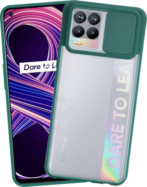 VAKIBO Back Cover for Realme 8, Realme 8 Pro