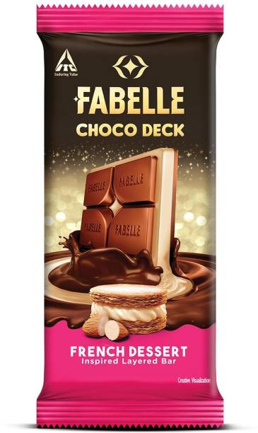 Fabelle Choco Deck French Dessert Bars