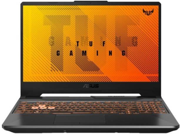 ASUS ASUS TUF Gaming Core i5 10th Gen - (16 GB/512 GB SSD/Windows 10 Home/4 GB Graphics/NVIDIA GeForce GTX 1650 Ti/144 Hz) FX506LI-HN279T Gaming Laptop