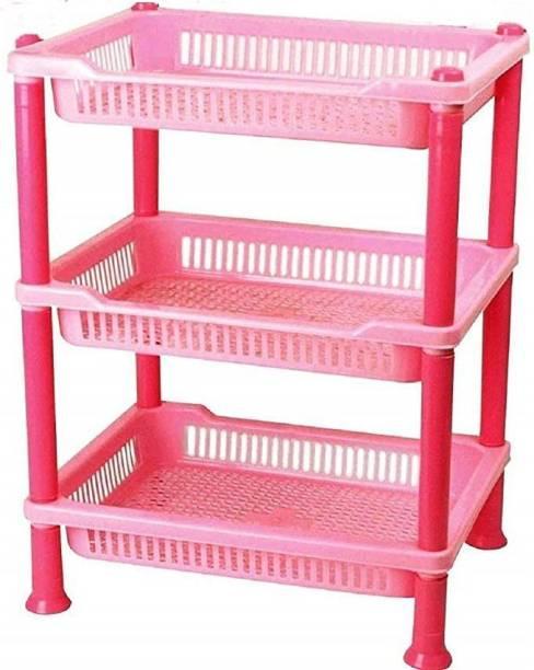 Aufers Plastic Kitchen Trolley