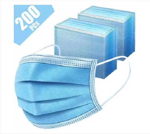 Nea SURGICAL-200 mask 0010 Water Resistant Surgical Mask With Melt Blown Fabric Layer