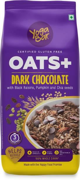 Yogabar Oats Dark Chocolate Oatmeal