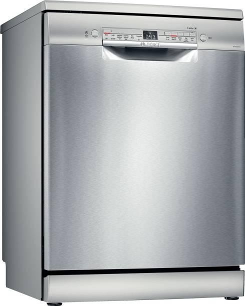 BOSCH SMS6ITI00I Free Standing 13 Place Settings Dishwasher