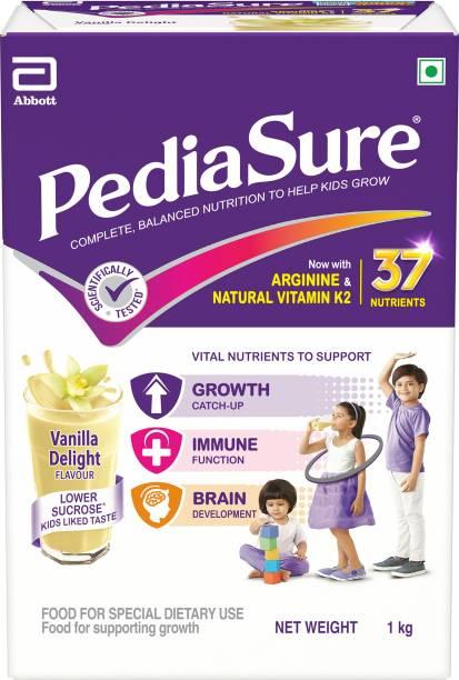 Pediasure Complete Balanced Nutrition to Help Kids Grow Box Nutrition Drink