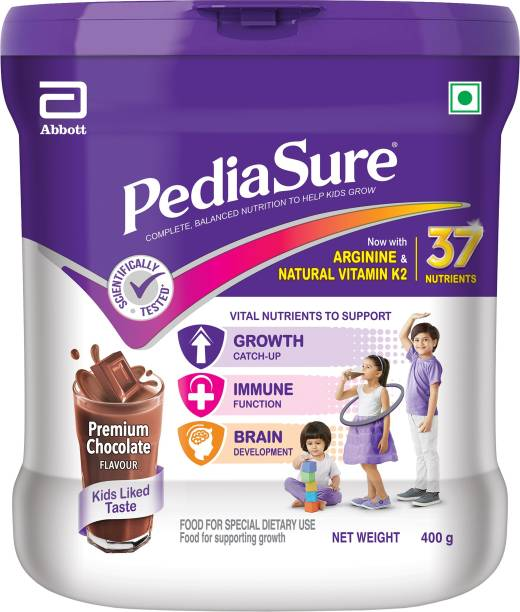 Pediasure Complete Balanced Nutrition to Help Kids Grow Jar Nutrition Drink