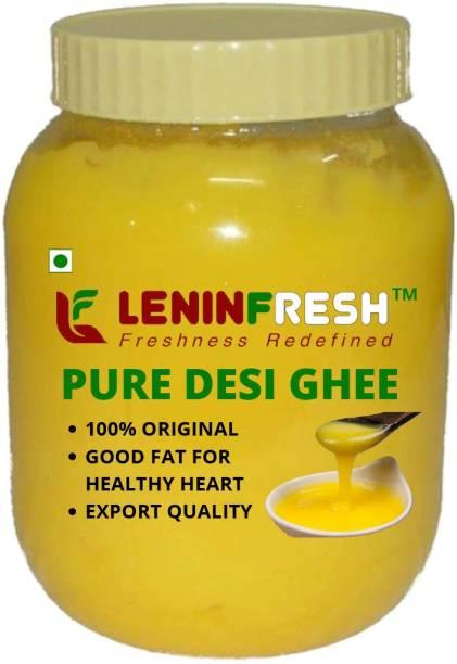 lenin fresh Ghee_100 100 g Plastic Bottle