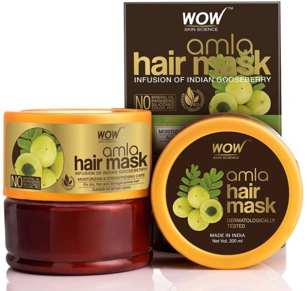WOW SKIN SCIENCE Amla Hair Mask