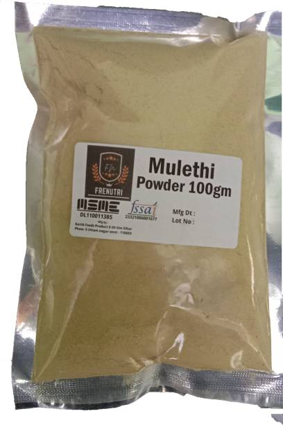 FRENUTRI Mulethi Powder / Liorice Powder
