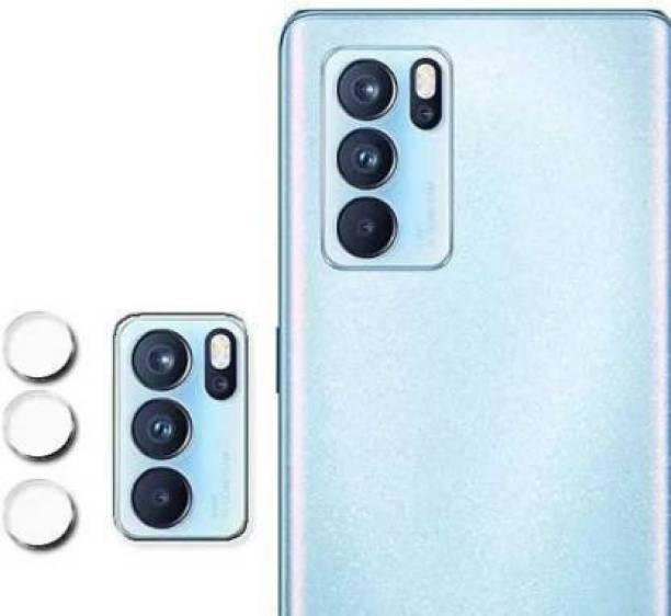 RUNEECH Back Camera Lens Glass Protector for OPPO RENO 6
