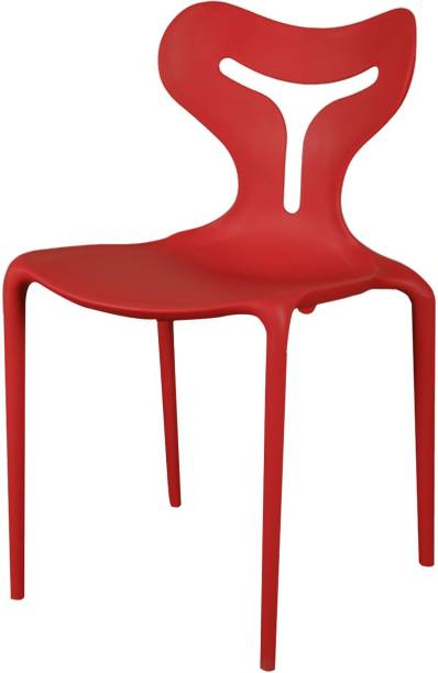 Lakdi - The Furniture Co. Stacking chair/ Metal Living Room Chair