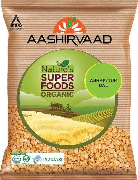 AASHIRVAAD Toor Dal (Split)