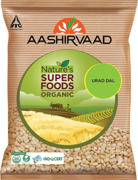 AASHIRVAAD Organic Urad Dal (Split)