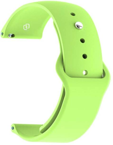GADGO Soft Silicon watch Strap For Noise Colorfit Pro 3 Smart Band Strap