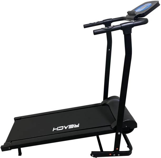 Reach T-90 Manual Treadmill Fitness Equipment for Walking Jogging Exercise at Home Gym Treadmill