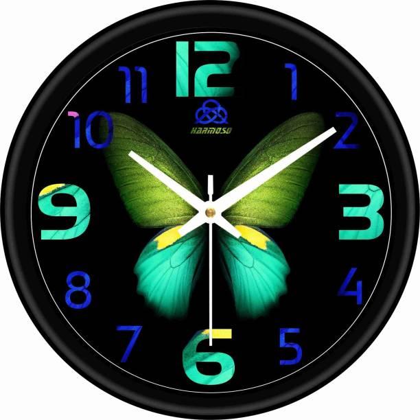 Harmoso Analog 25 cm X 25 cm Wall Clock