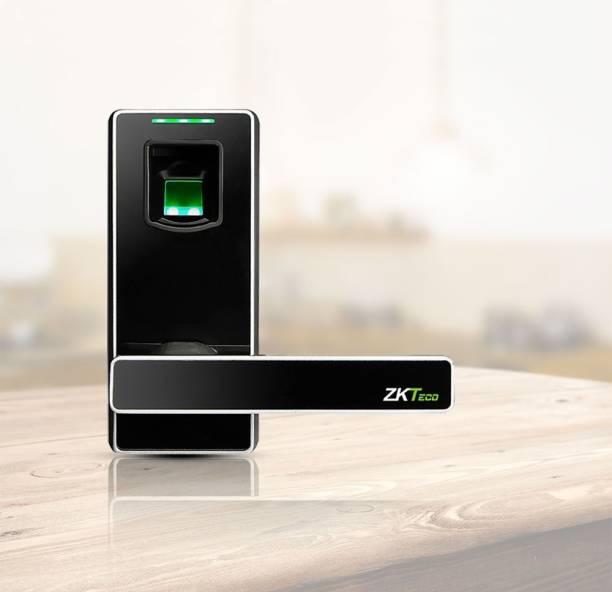 ZKTeco ML10 Reversible handle with mechanical key Fingerprint Smart Door Locks