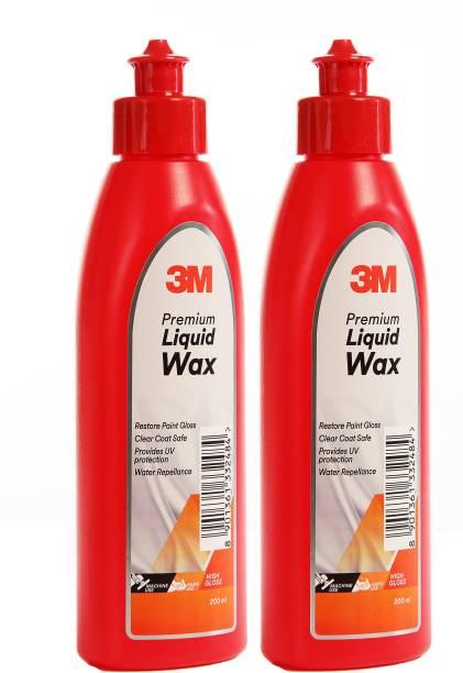 3M Liquid Car Polish for Exterior