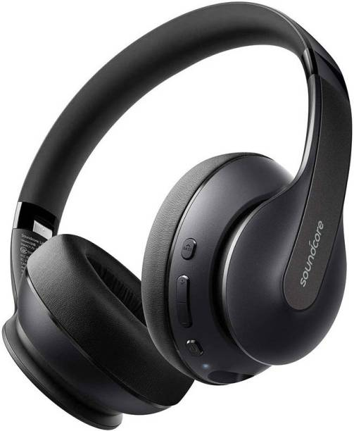 Soundcore by Anker Life Q10 with Fast Charging Bluetooth Headset