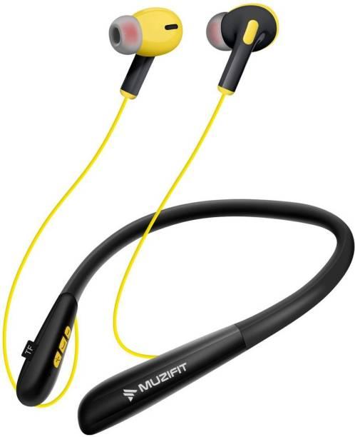 Muzifit Boomband RX100 Bluetooth Headphones Bluetooth Headset