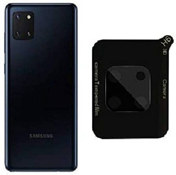TOPQ Back Camera Lens Glass Protector for Samsung Galaxy Note 10 Lite