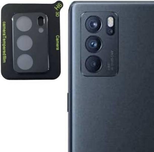 TOPQ Back Camera Lens Glass Protector for Oppo Reno 6 Pro