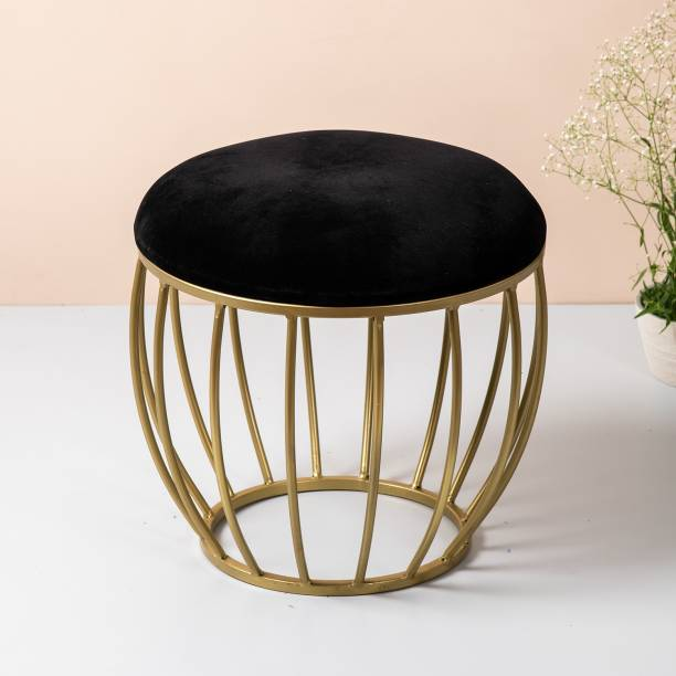 nestroots Metal Living Room Chair