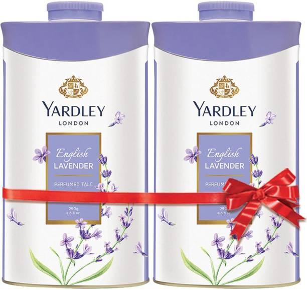 Yardley London English Lavander Perfumed Talc