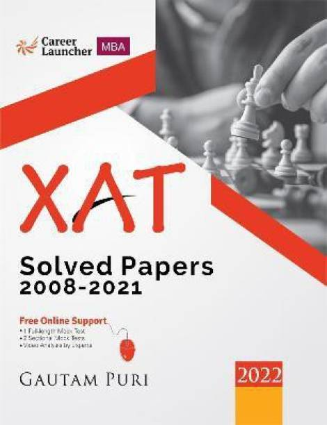 Xat 2021 Solved Papers 2008-2021