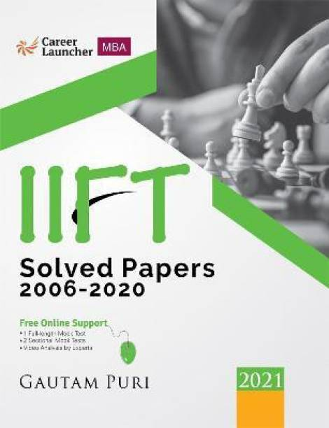 Iift 2021 Solved Papers 2006-2020