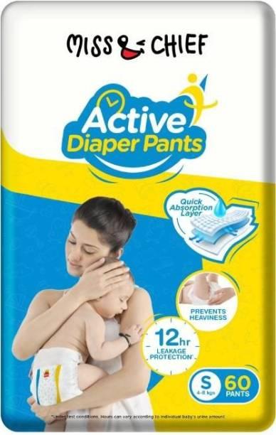 Miss & Chief Active Diaper Pants - S
