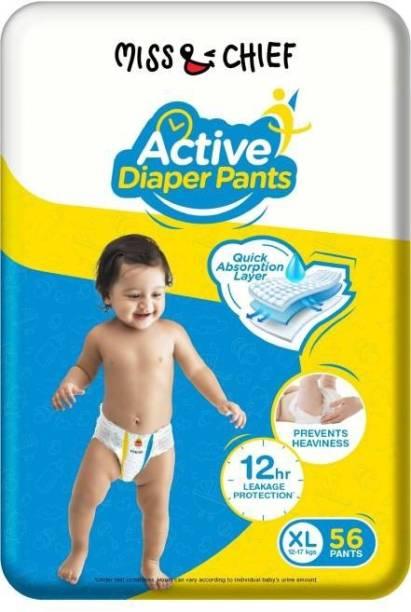 Miss & Chief Active Diaper Pants - XL