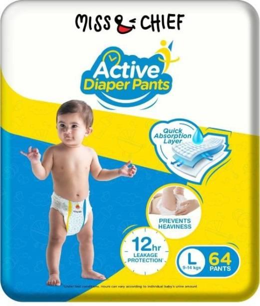 Miss & Chief Active Diaper Pants - L