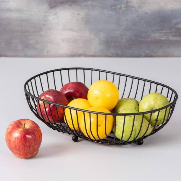 nestroots Stainless Steel Fruit & Vegetable Basket