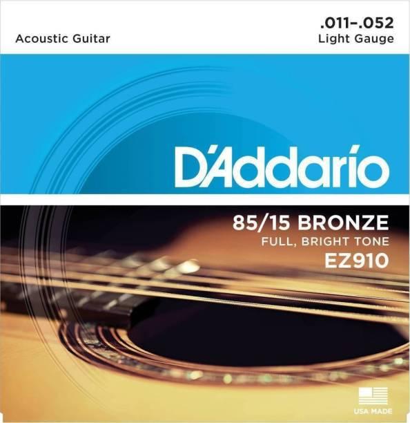 D'ADDARIO Acoustic EZ910 Guitar String