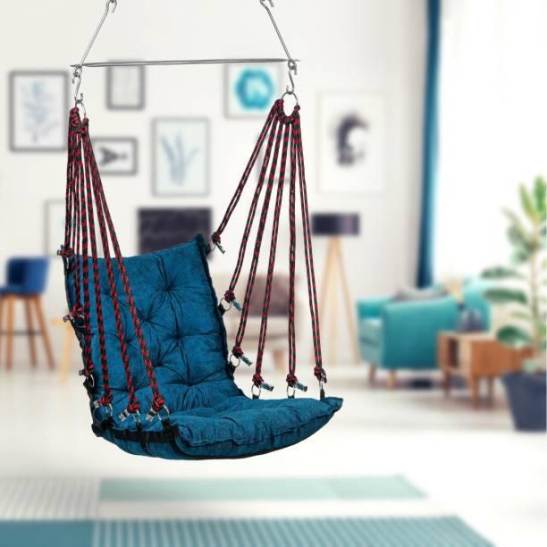 Curio Centre Hammock Hanging Swing Chair Cotton Small Swing
