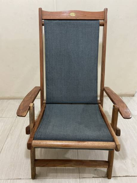 ROYAL BHARAT Solid Wood Living Room Chair