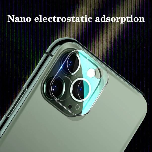 TOPQ Back Camera Lens Glass Protector for Apple iPhone 12 Pro