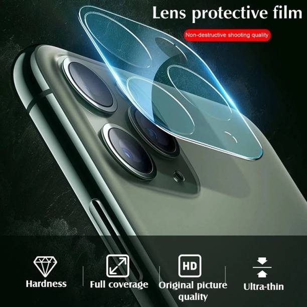 TOPQ Back Camera Lens Glass Protector for Apple iPhone 12 Pro Max