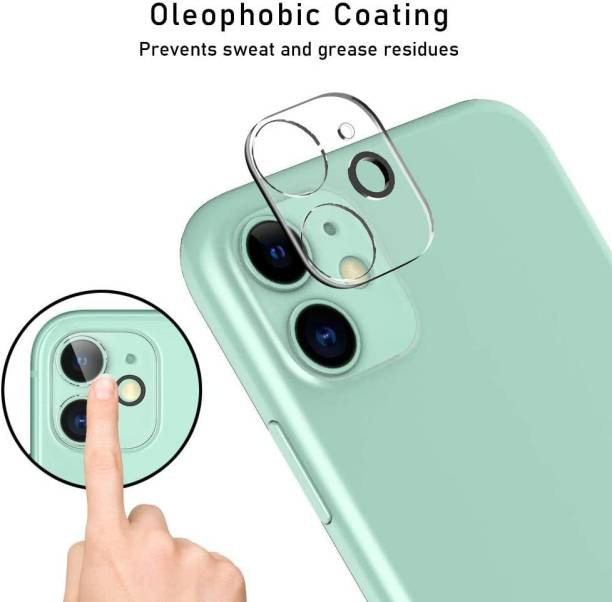 TOPQ Back Camera Lens Glass Protector for Apple iPhone 11 6.1
