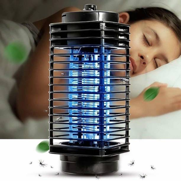 Drasert Electronic LED Mosquito Killer Lamps Super Trap Mosquito Killer Machine For Home An Insect Killer Electric Mosquito Killer Device Trap Machine Baby Mosquito Repellent 4 Mosquito Coil