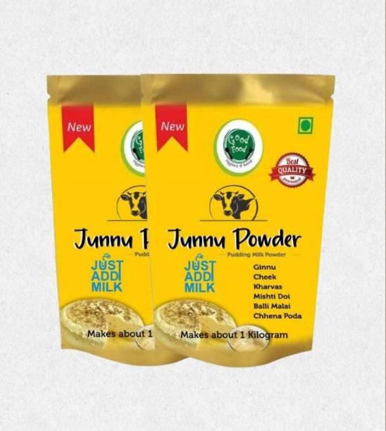 Good Food Junnu Milk Powder(Double pack) Just Add Milk 15*2 300 g