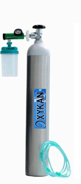 Oxykan 1072 ltr medical oxygen cylinder with mask/ cannula Oxygen Cylinder