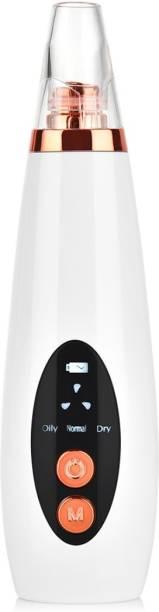 Fluent Plastic Blackhead Remover Vacuum Suction Device