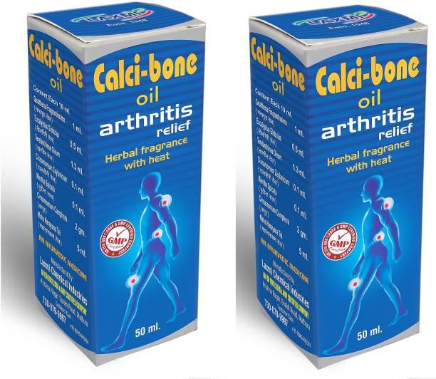 Laxmi Calcibone ayurvedic arthritis rheumatoid liquid massage oil medicine treatment for Joint support muscular back bone Muscle pain relief oil calci bone Liquid