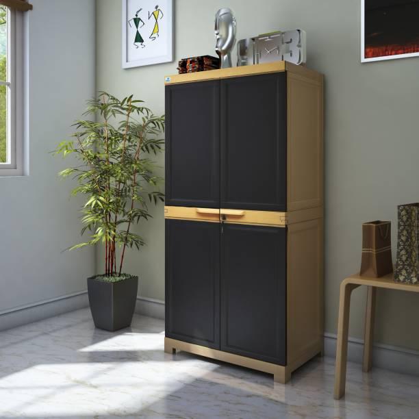 Nilkamal Freedom Mini Medium (FMM) Plastic Free Standing Cabinet