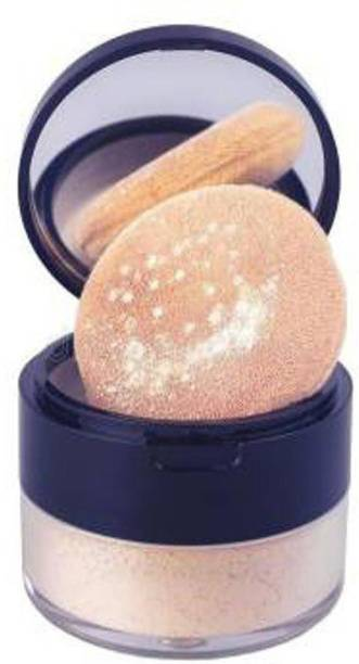 ENYO OIL CONTROL MATTE FINISH LOOSE POWDER WITH SOFT PUFF Compact